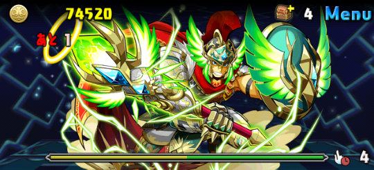 ヘラクレス降臨!超地獄級 BOSS 試練の剛神・ヘラクレス