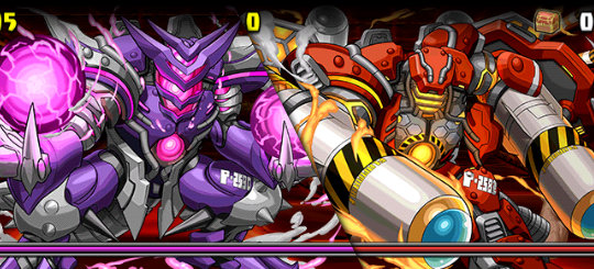 火と闇の鉄星龍<火属性強化> 超地獄級 幻獣 フレイムキーパー、ファントムキーパー