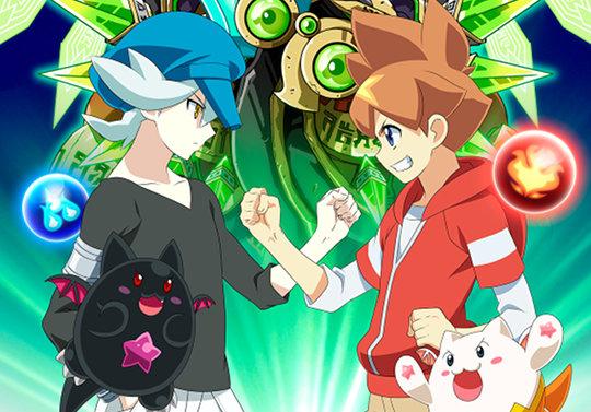 パズドラクロスがアニメ化!7月4日よりテレビ東京系で開始