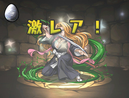 BLEACHコラボ9回目 松本乱菊