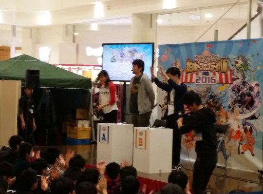 岩井&ガイモンがヘパイストス=ドラゴンに挑戦!虹ドロップ6個配布決定!