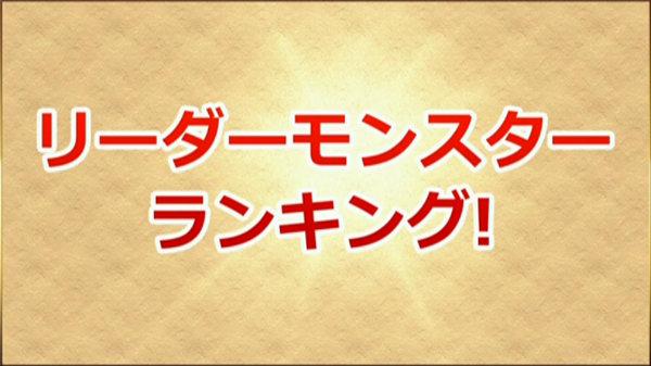 【ニコ生情報】最新人気リーダーランキングを発表!