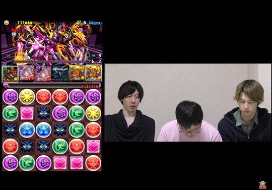パズドラプレイヤーズ動画にダチョー氏登場!ソロマシンヘラ降臨攻略