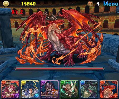 ドラゴンズドグマコラボ 公式ショット