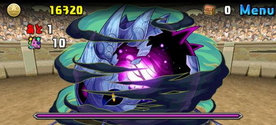 チャレンジダンジョン31 Lv8 4F 闇の蟲龍・ミュートコクーン