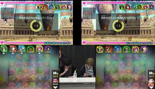 【公式生放送】パズドラクロス対戦で297たまドラ2体配布決定!