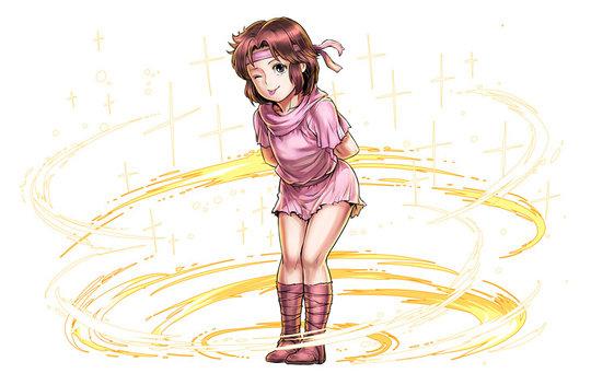 月刊コミックゼノンに北斗の拳キャラ・リンのシリアルコードが付いてくる!7月25日発売