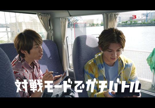 嵐・相葉雅紀出演のパズドラクロスCMを公式YouTubeチャンネルで公開!