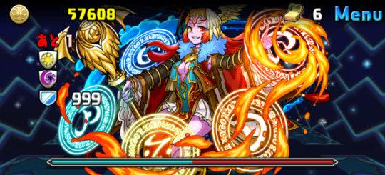 アーミル降臨! 超地獄級 7F 紅輪の魔導姫・テウルギア