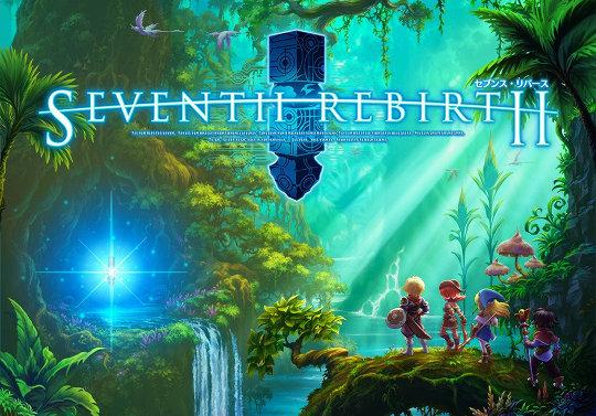 ガンホーの新作RPG「セブンス・リバース」がiOS/Androidで今秋配信!事前登録を開始