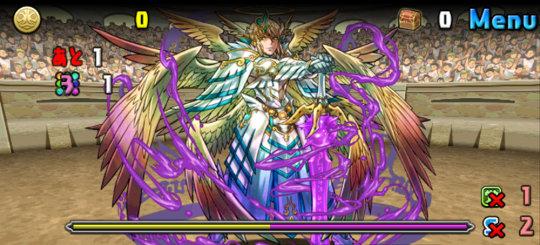 チャレンジダンジョン38 Lv9 1F 黎明の熾天使・ルシファー