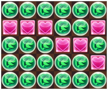 ケプリ降臨 絶地獄級 7F 回復7個で5コンボクリアする方法