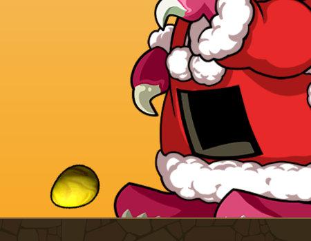 のっちのクリスマスガチャ 金卵