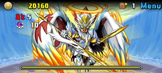 ノア=ドラゴン降臨! 壊滅級 2F 神癒の大天使・ラファエル