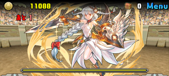 チャレンジダンジョン40 Lv7 2F 白盾の女神・ヴァルキリー