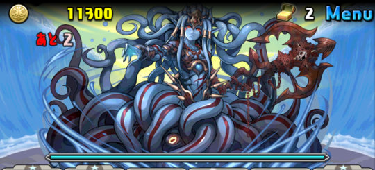 ノア(+99)降臨! 絶地獄級 4F 幻獣たち