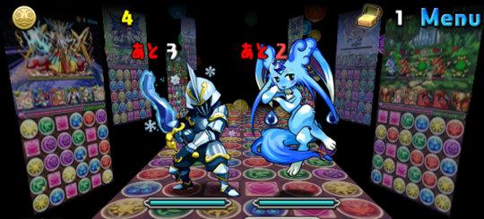 夏のガチャドラ降臨! 超級 2F 氷の魔剣士