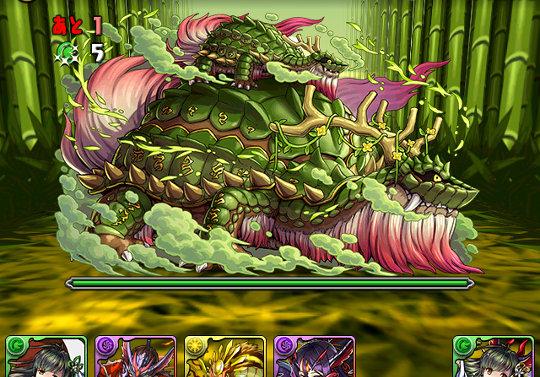 8月21日からスペダンに「木の戦武龍【7×6マス】」が登場!