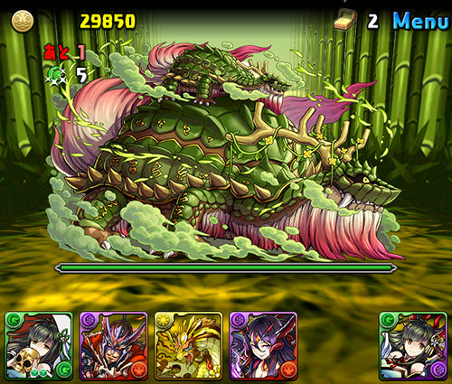 木の戦武龍 公式ショット