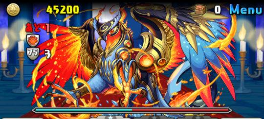 王妃の舞踊神殿 最上階 3F 灼羽の大賢龍・ネルヴァ