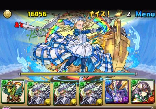 【動画】ノア降臨 超地獄級をドットブラキオス×不動明王で高速周回!