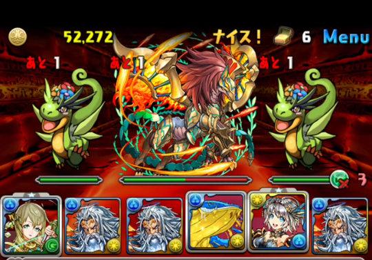 【動画】火の伴神龍 超地獄級をマーキュリー×オナリスパで高速周回!1スキップ編成