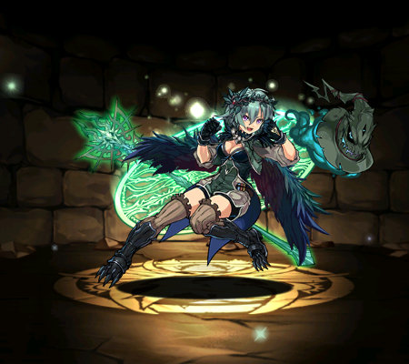 孤峰の大魔女・ゼラ 超激レア