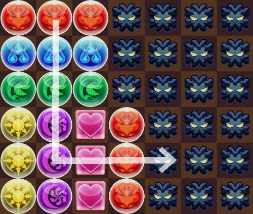 七夕杯 のっちの76マスパズル方法