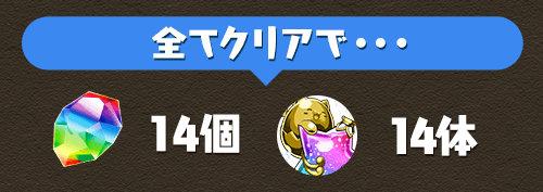 イベント記念ダンジョン