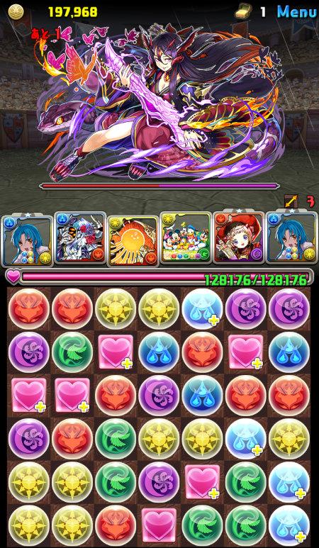 列界の化身 10F 濃姫到着