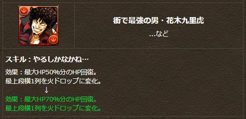 花木九里虎の修正内容