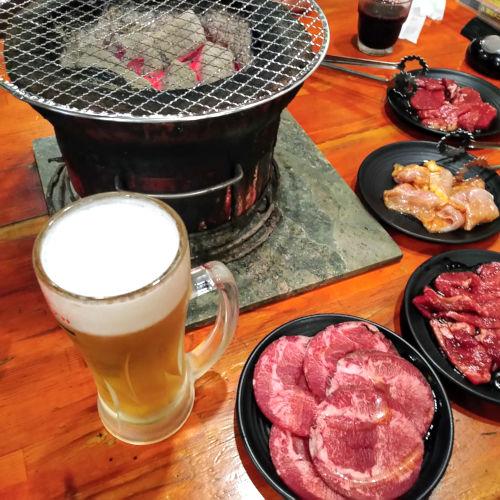ジャキ会 焼き肉1