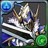 翠氷の鎧騎士・ミューズ
