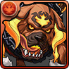 火の犬龍・トサワンドラ