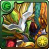 起源神・オーディン=ドラゴン・嵐翼型