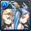 双星の女神・イズン&イズーナ アイコン