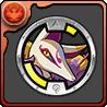 キュウビの妖怪メダル