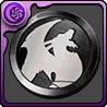 イベントメダル【黒】