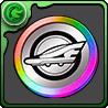 シンカリオンメダル【虹】
