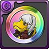 DMCコラボメダル【虹】