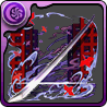 妖刀『心渡』(阿良々木暦武器)