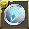 竜(ドラゴン)の紋章メダル【銀】