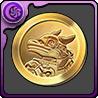 STAR WARSコラボメダル【金】