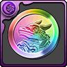 STAR WARSコラボメダル【虹】