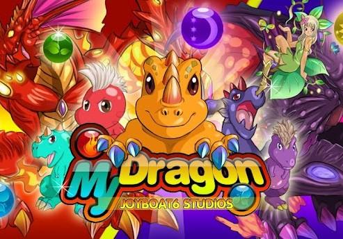 えっパクリ!?パズドラそっくりの『My Dragon』なるゲームが登場