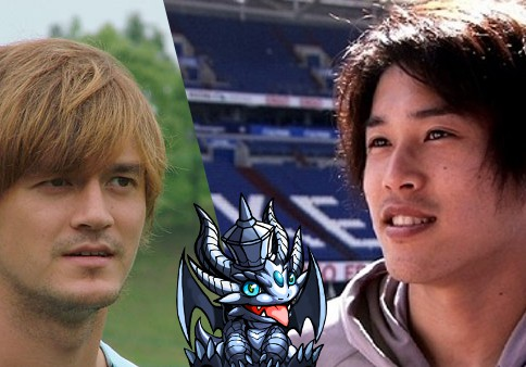 サッカー海外組の内田篤人とカレン・ロバートもハマるパズドラ