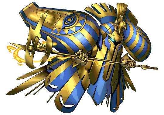 エジプト神『ラー』のステータスが公開!