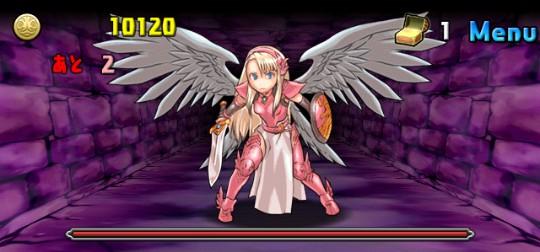 【ヘラ降臨】暗黒の女神 地獄級 6Fミネルヴァ