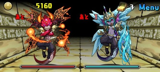 【女神降臨!(テクニカル)】聖女神 地獄級 4F