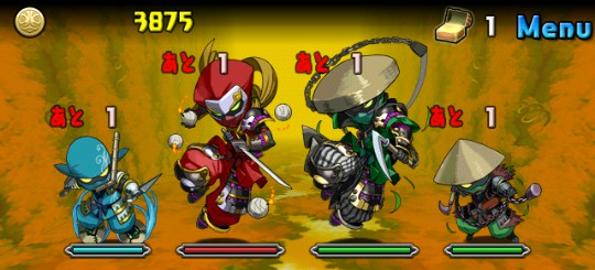 大泥棒参上!(テクニカル) 大義賊 超地獄級 2F